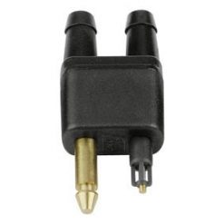 Fuel Connector Male OMC Twin Exit - Image