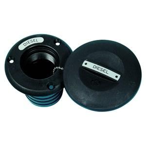 Fuel Deck Filler Black - Image