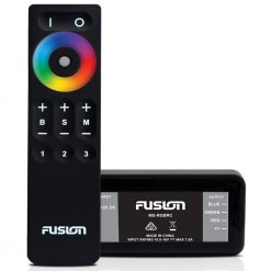 Fusion RGB LED Lighting Controller for Speakers - Image