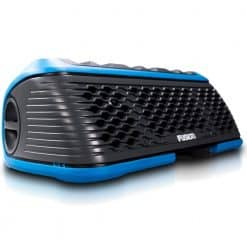 Fusion StereoActive Waterproof Bluetooth Stereo Speaker - Blue