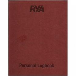 G73 RYA Personal Logbook - Image