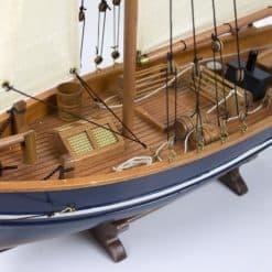 Gaff-Rigged Fishing Boat, 50cm - Image