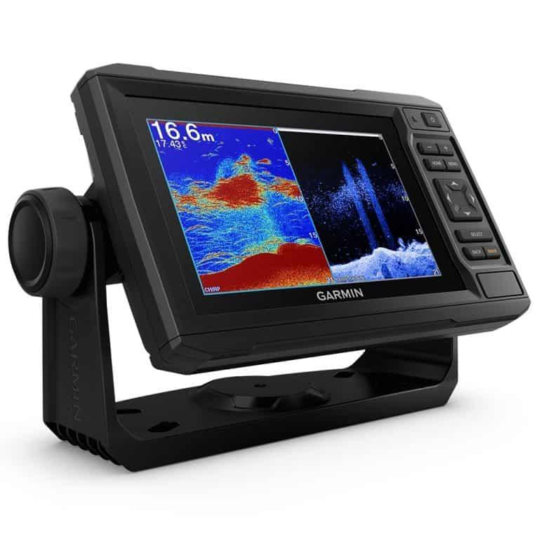 Garmin Echomap UHD 65CV Chartplotter Sonar Combo - Image