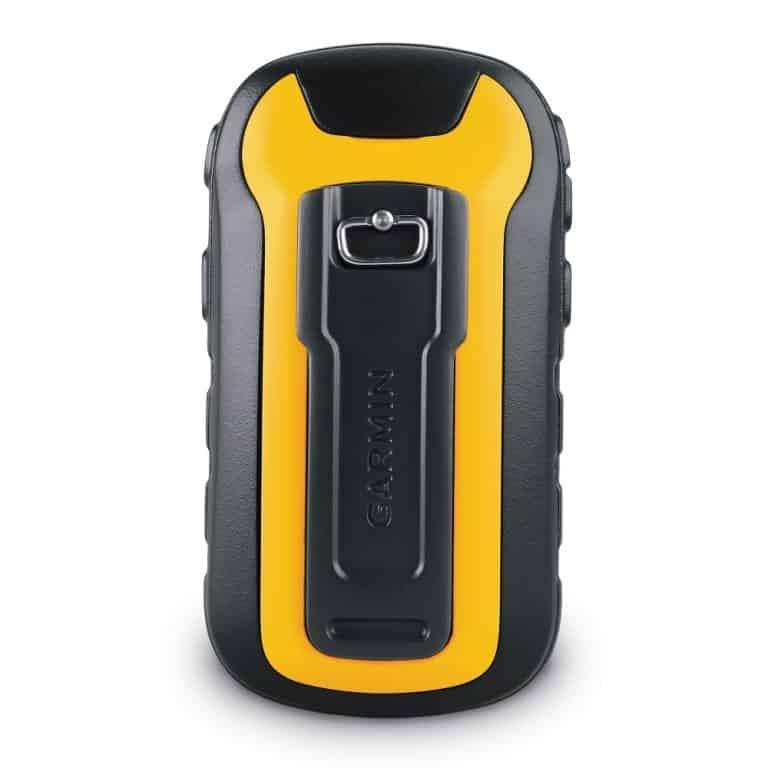 Garmin eTrex 10 Handheld GPS - Back