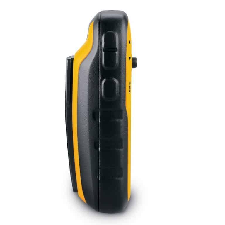 Garmin eTrex 10 Handheld GPS - Left