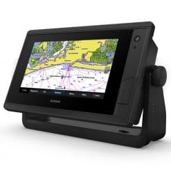 Garmin GPSMAP 722xs Plus Chartplotter Sonar Combo - Image