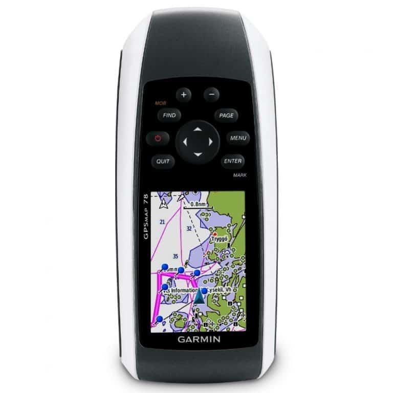 Garmin GPSMAP 78 - Handlheld GPS Chartplotter - Image