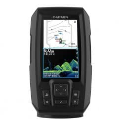 Garmin Striker Vivid 4cv with GT20-TM Transducer - Image