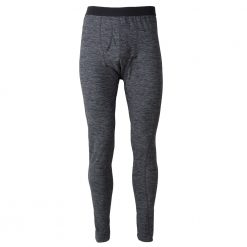 Gill Base Layer Leggings for Men - Ash Melange