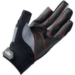 Gill Championship Long Finger Gloves - Black