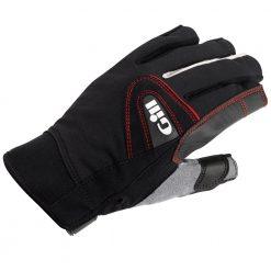 Gill Championship Short Finger Gloves - Black