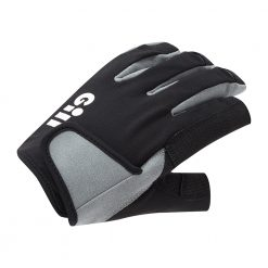 Gill Deckhand Gloves Long Finger 2021 - Black