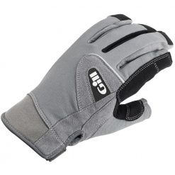 Gill Deckhand Long Finger Gloves - Grey
