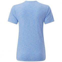 Gill Holcombe Crew Short Sleeve For Women - Sky Blue