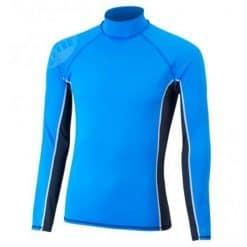 Gill Junior Pro Rash Vest Long Sleeve - Blue