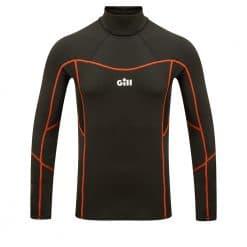Gill Mens Hydrophobe Top - Black