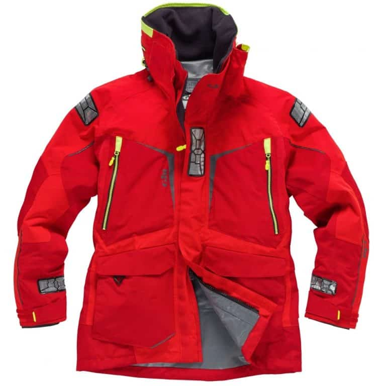 Gill OS1 Jacket 2020 - Red