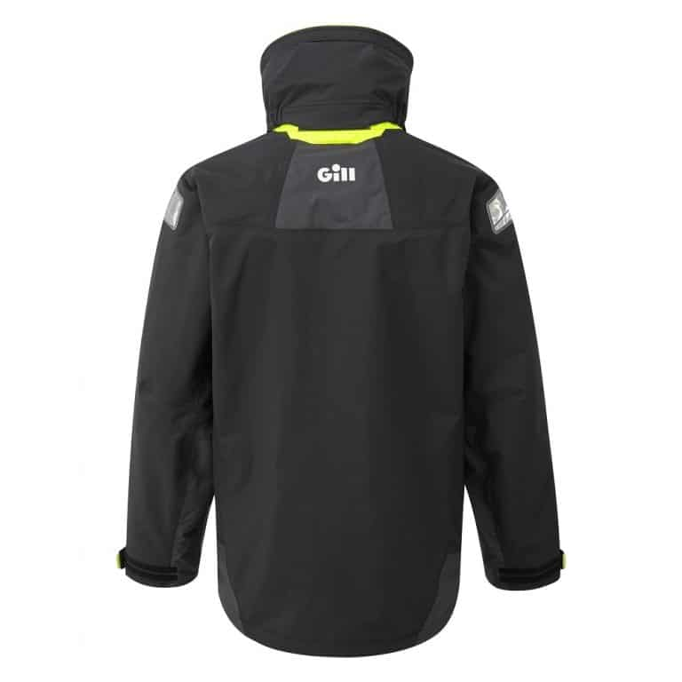 Gill OS2 Offshore Jacket 2021 - Black/Graphite