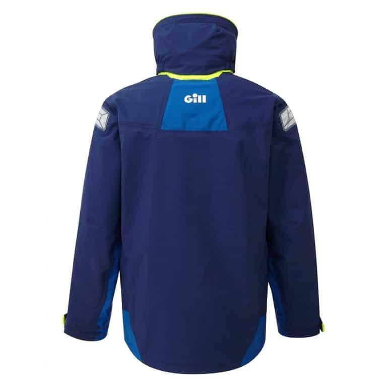 Gill OS2 Offshore Jacket 2021 - Dark Blue/Blue