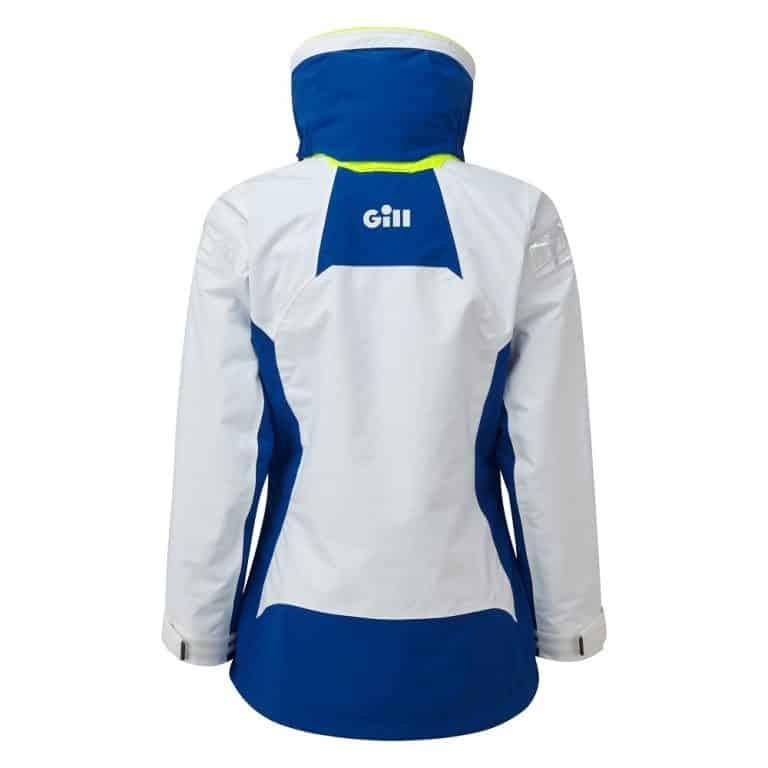 Gill OS2 Offshore Jacket For Women 2021 - White/Blue