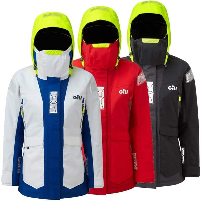 Gill OS2 Offshore Jacket For Women 2021 - Image
