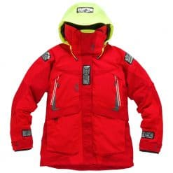 Gill OS2 Jacket For Women 2018 - Red