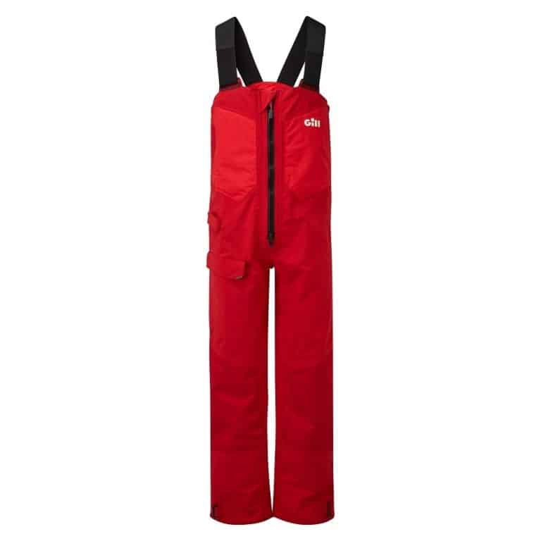 Gill OS2 Offshore Trousers 2021 - Red/Bright Red