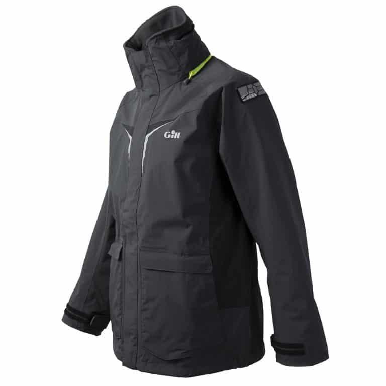 Gill OS3 Coastal Jacket 2020 - Graphite