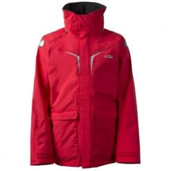 Gill OS3 Coastal Jacket 2020 - Bright Red