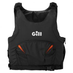 Gill Pro Racer Buoyancy Aid - Black/Orange