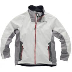 Gill Race Softshell Jacket - Silver