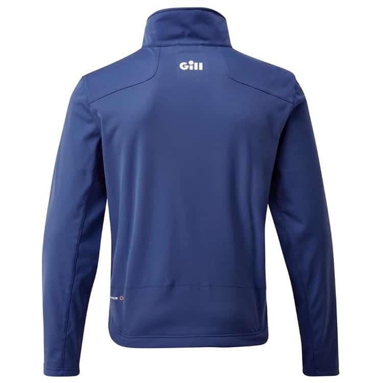 Gill Race Softshell Jacket - Dark Blue