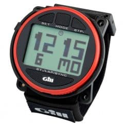 Gill Race Regatta Race Timer Watch W014 - Red