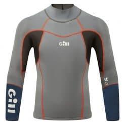 Gill Zenlite Top Mens - Steel Grey