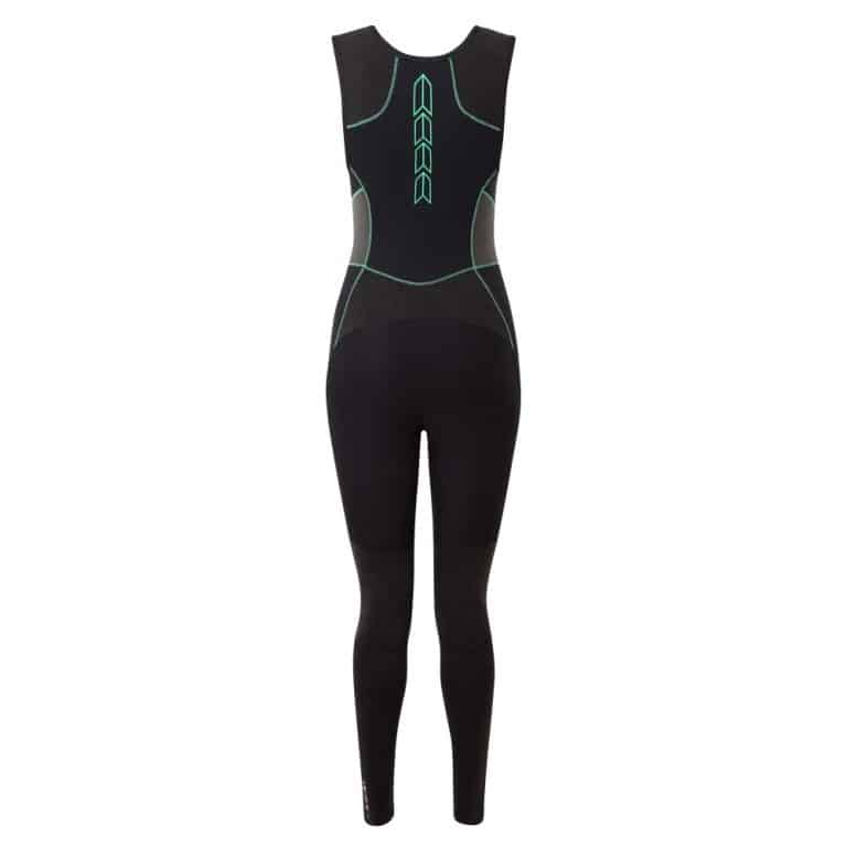 Gill Zentherm Skiff Suit Women's - Black