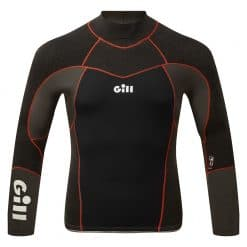 Gill Zentherm Top Black - Black