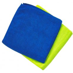 Harris Microfibre Cleaning Cloths 2 pack - Image