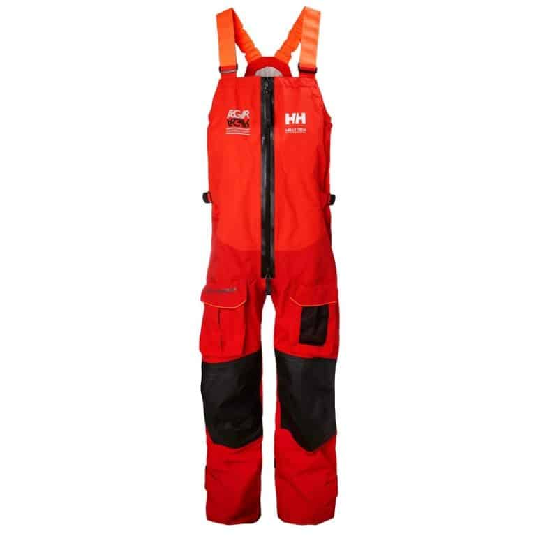Helly Hansen Aegir Ocean Trousers - Alert Red