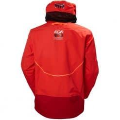 Helly Hansen Aegir Race Jacket - Alert Red