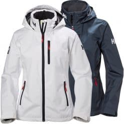 Helly Hansen Crew Hooded Jacket For Women - Image