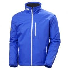 Helly Hansen Crew Midlayer Jacket - Royal Blue