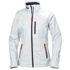 Helly Hansen Crew Midlayer Jacket for Women - White - 002