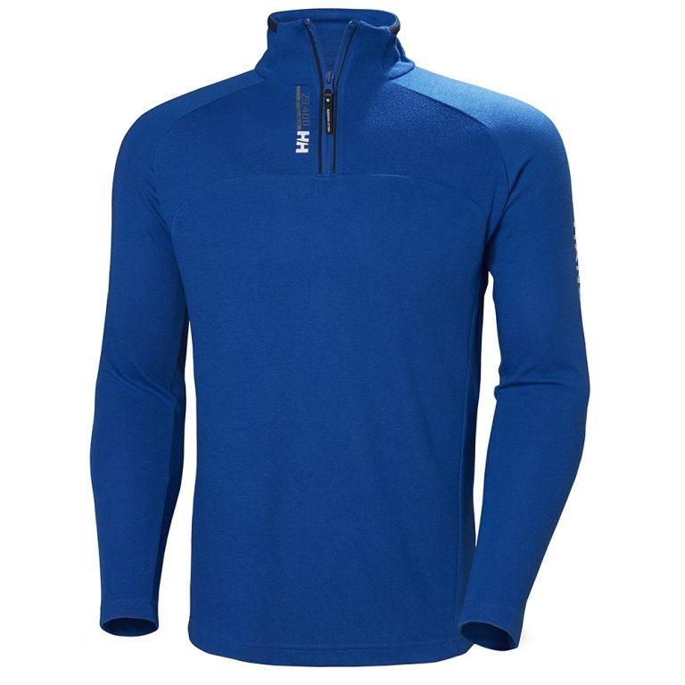 Helly Hansen HP 1/2 Zip Pullover - Olympian Blue