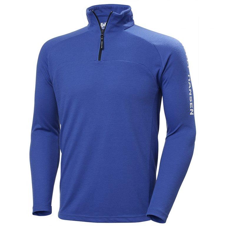 Helly Hansen HP 1/2 Zip Pullover - Royal Blue