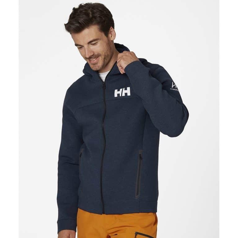 Helly Hansen HP Ocean FZ Hoodie - Navy