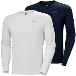Helly Hansen Lifa Active Solen Long Sleeve T-Shirt - Image