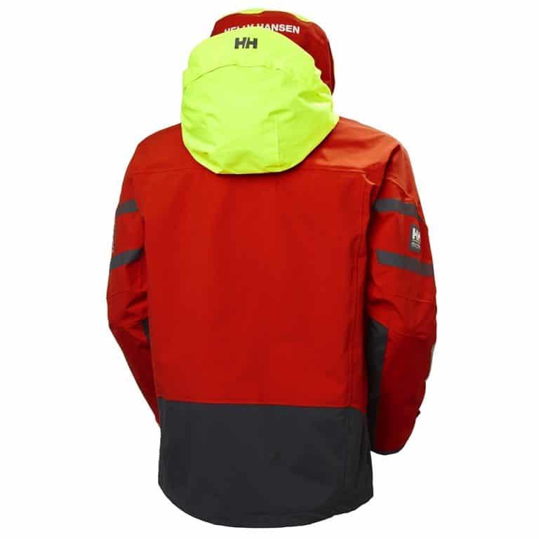 Helly Hansen Men's Skagen Offshore Jacket - Cherry Tomato