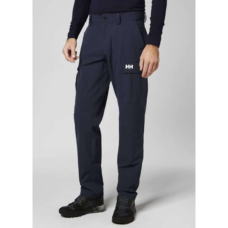 Helly Hansen QD Cargo Trousers - Navy