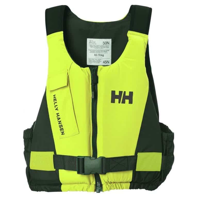 Helly Hansen Rider Vest - Yellow