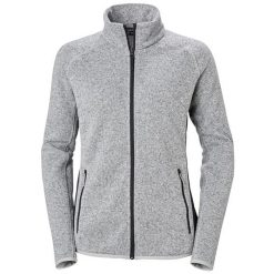 Helly Hansen Varde Fleece Jacket For Women - Grey
